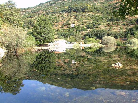 Piscinas naturales y zonas de ba o en el valle del jerte ac vallejerte - Piscinas en el valle ...