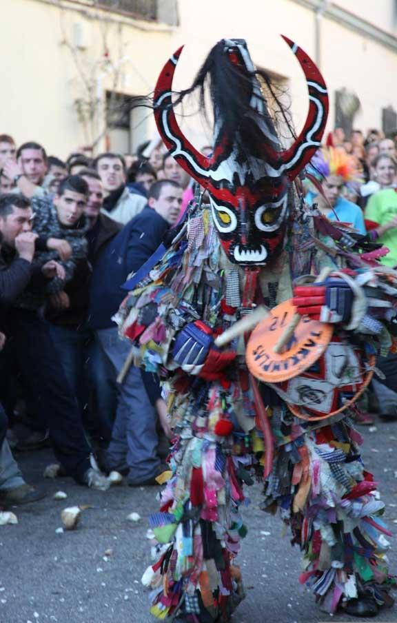 Fiesta Jarramplas Piornal Cáceres