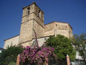 Foto de la iglesia de Jaraiz de la Vera