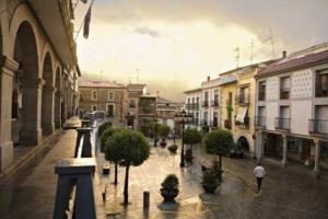 Foto de la ciudad de Jaraiz de la Vera