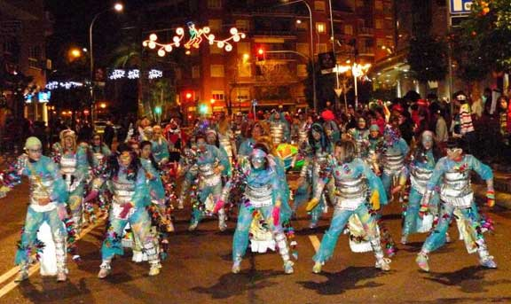 Desfile de Carnaval Badajoz