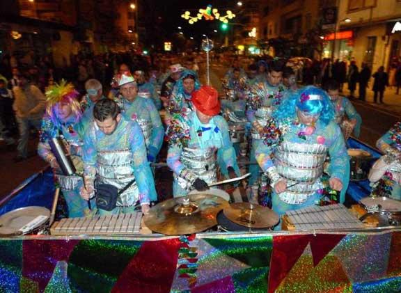 Carnavales Badajoz 2013