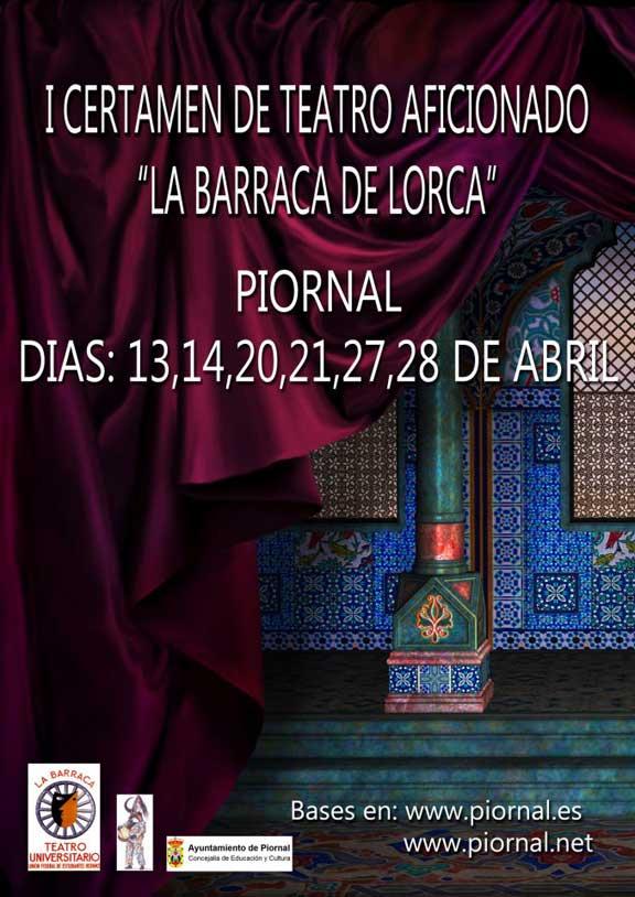 Certamen de Teatro Piornal en el Valle del Jerte