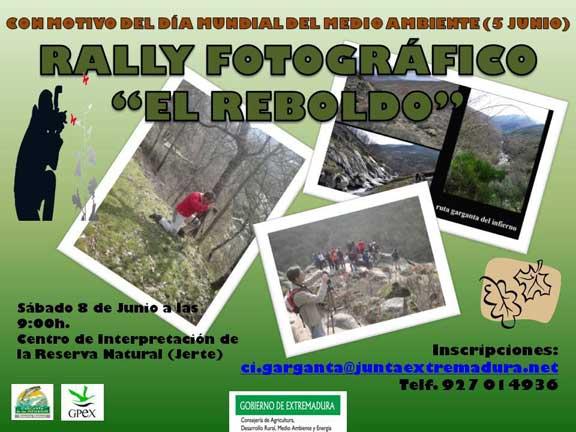Reboldo Valle del Jerte