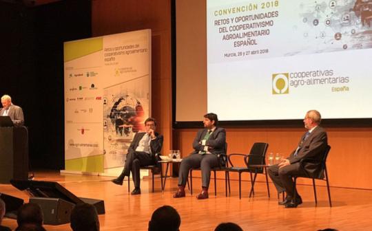 Convención de Cooperativas Agro-Alimentarias